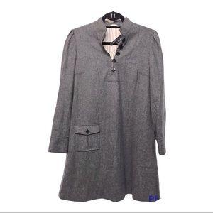 Marc Jacobs Wool Blend Dress, long sleeve, tunic 4